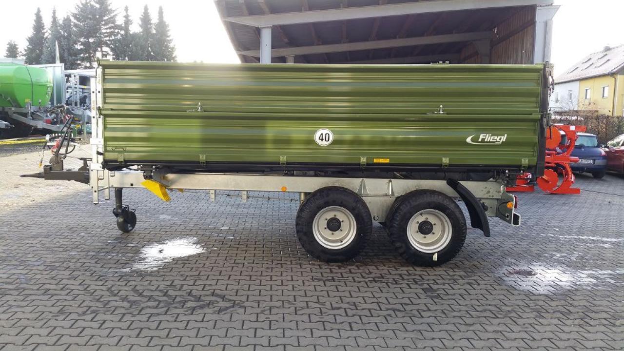 Fliegl TDK 80A-88VR FOX
