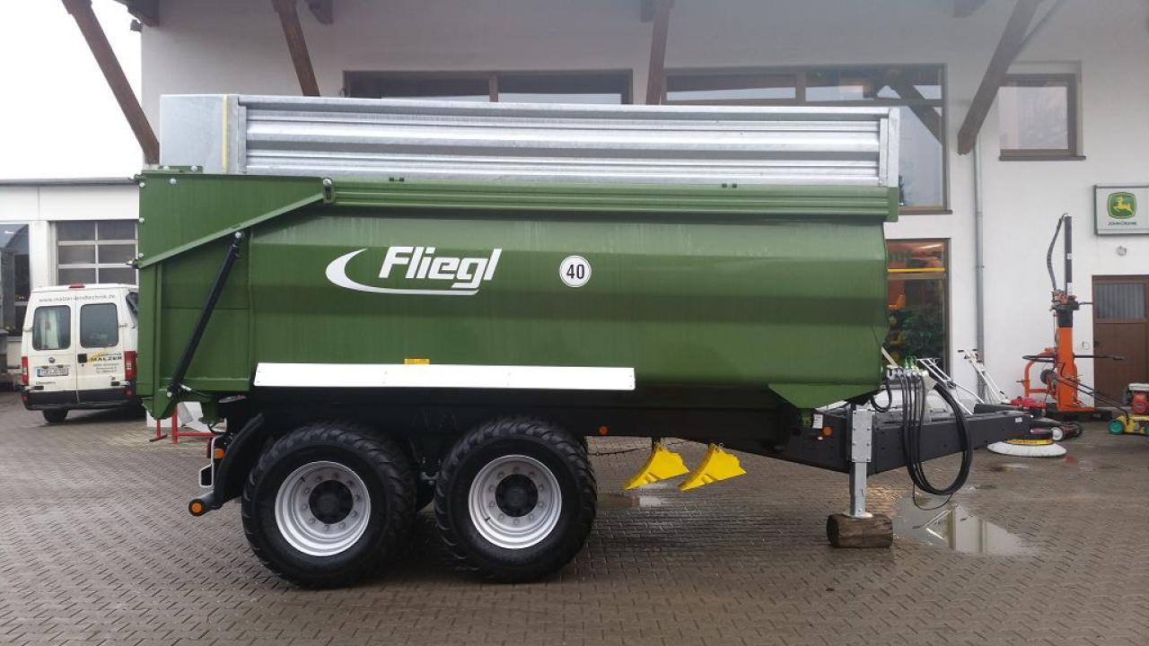 Fliegl TMK 140 FOX