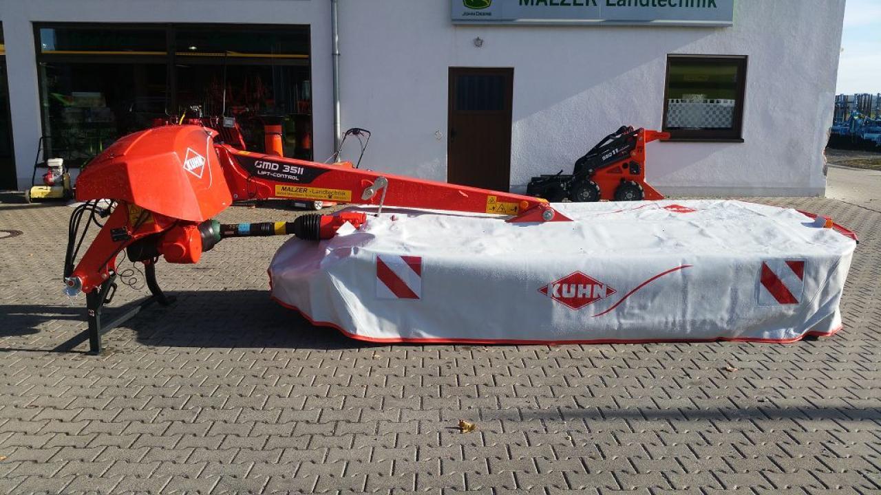 Kuhn GMD 3511-FF