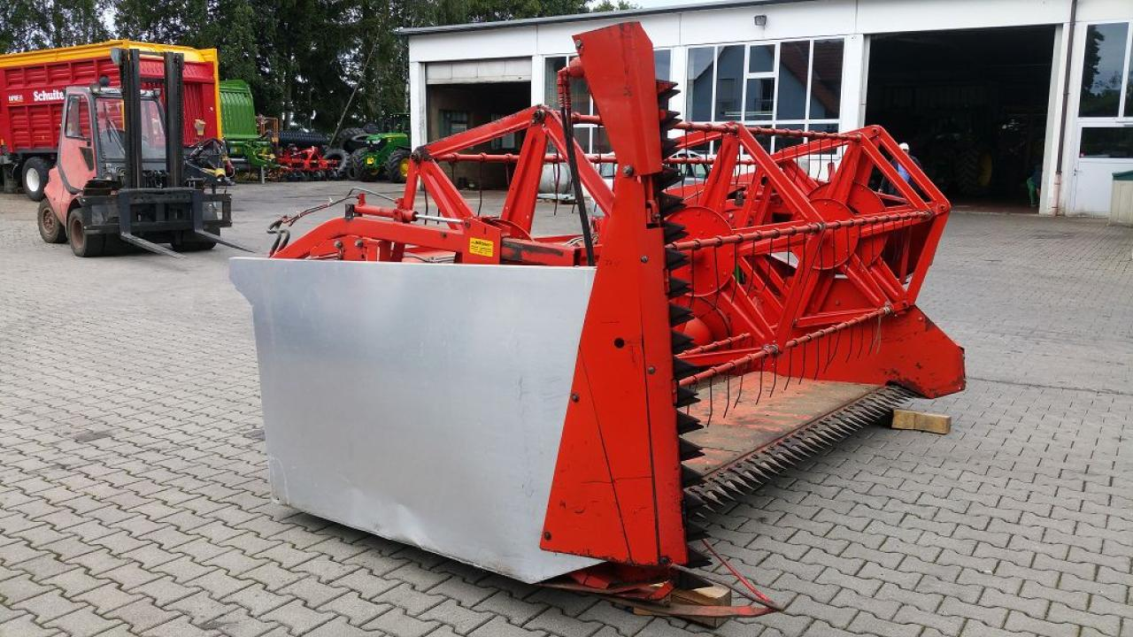 Deutz-Fahr Typ 1124 - 3 Meter
