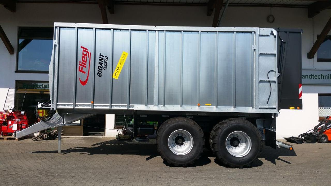 Fliegl ASW 271 C FOX