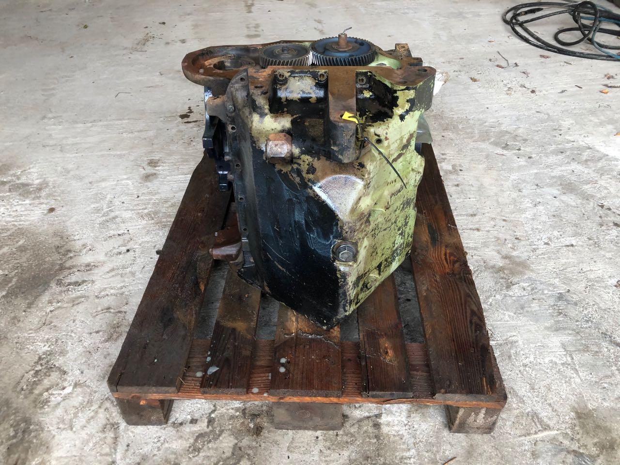 Deutz-Fahr Deutz Motor F3L912 -
