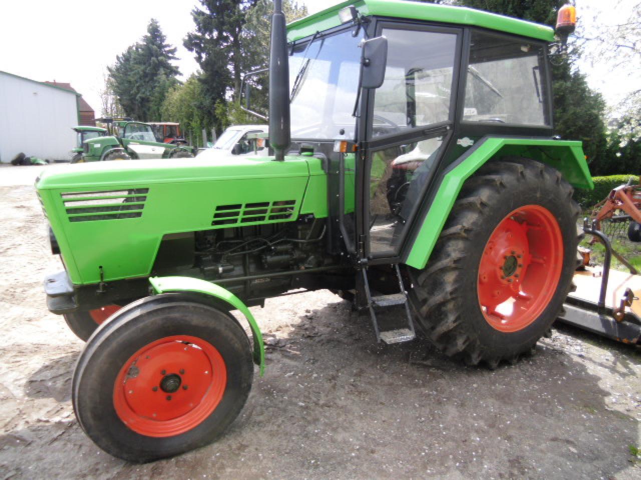 Deutz-Fahr D 7006-S
