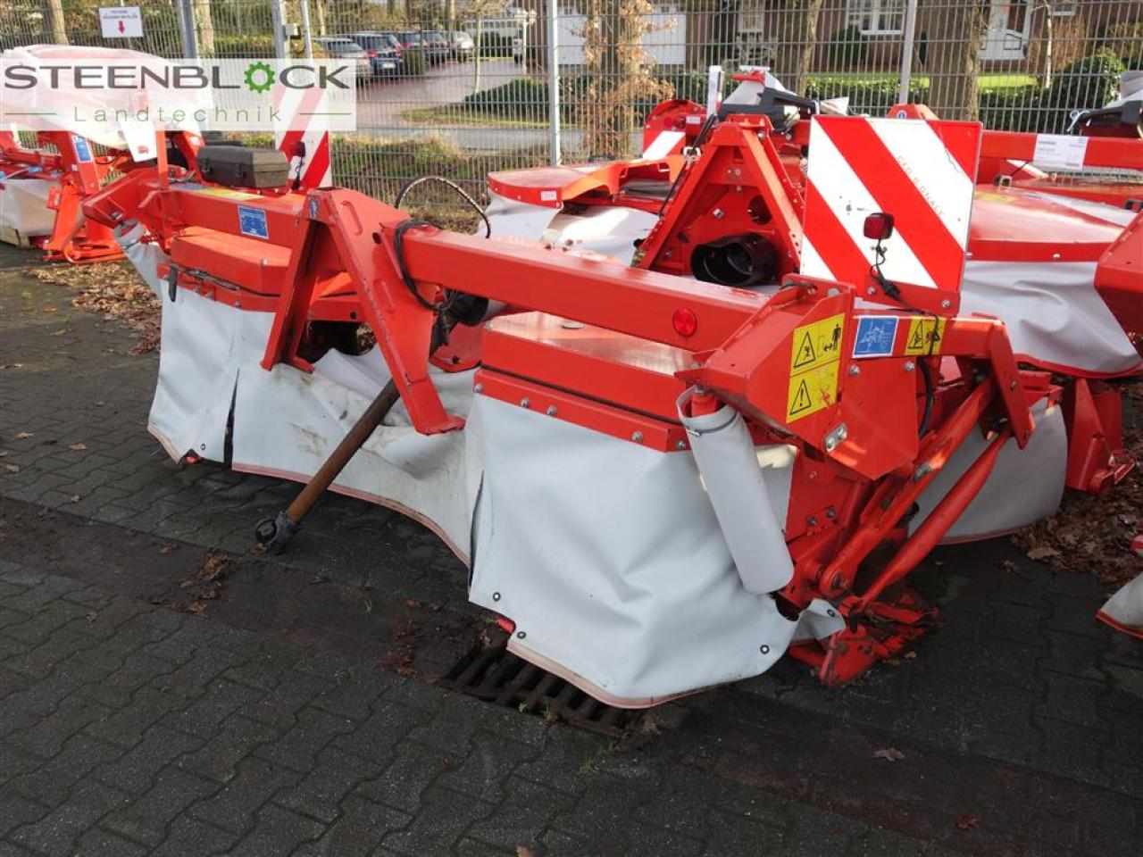 Kuhn GMD802F-FF