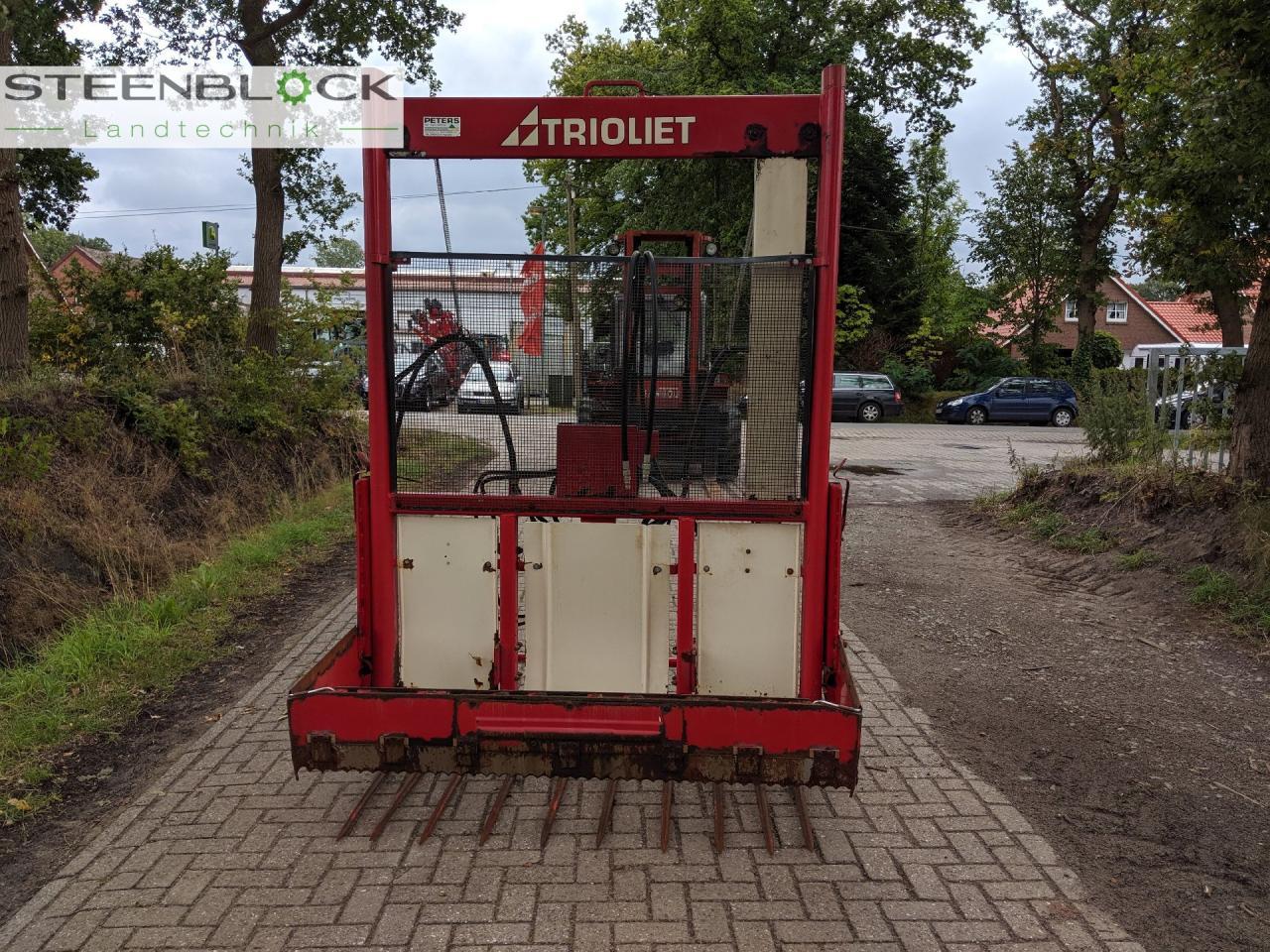 Trioliet TU170/de Vries