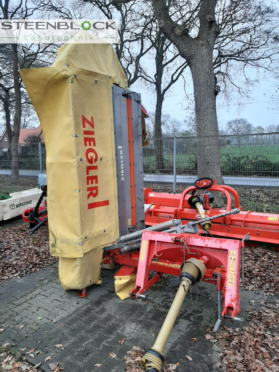 Ziegler HT254-IC