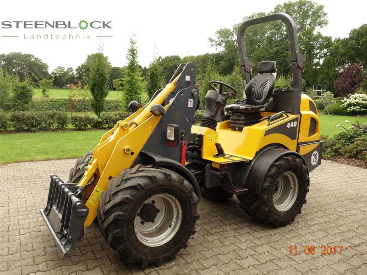 Steenblock - Top3Maschine