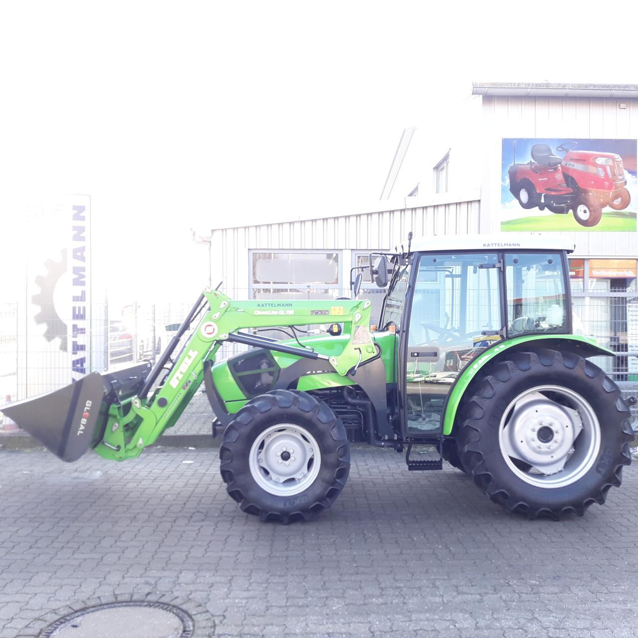 Deutz-Fahr Agrolux 410
