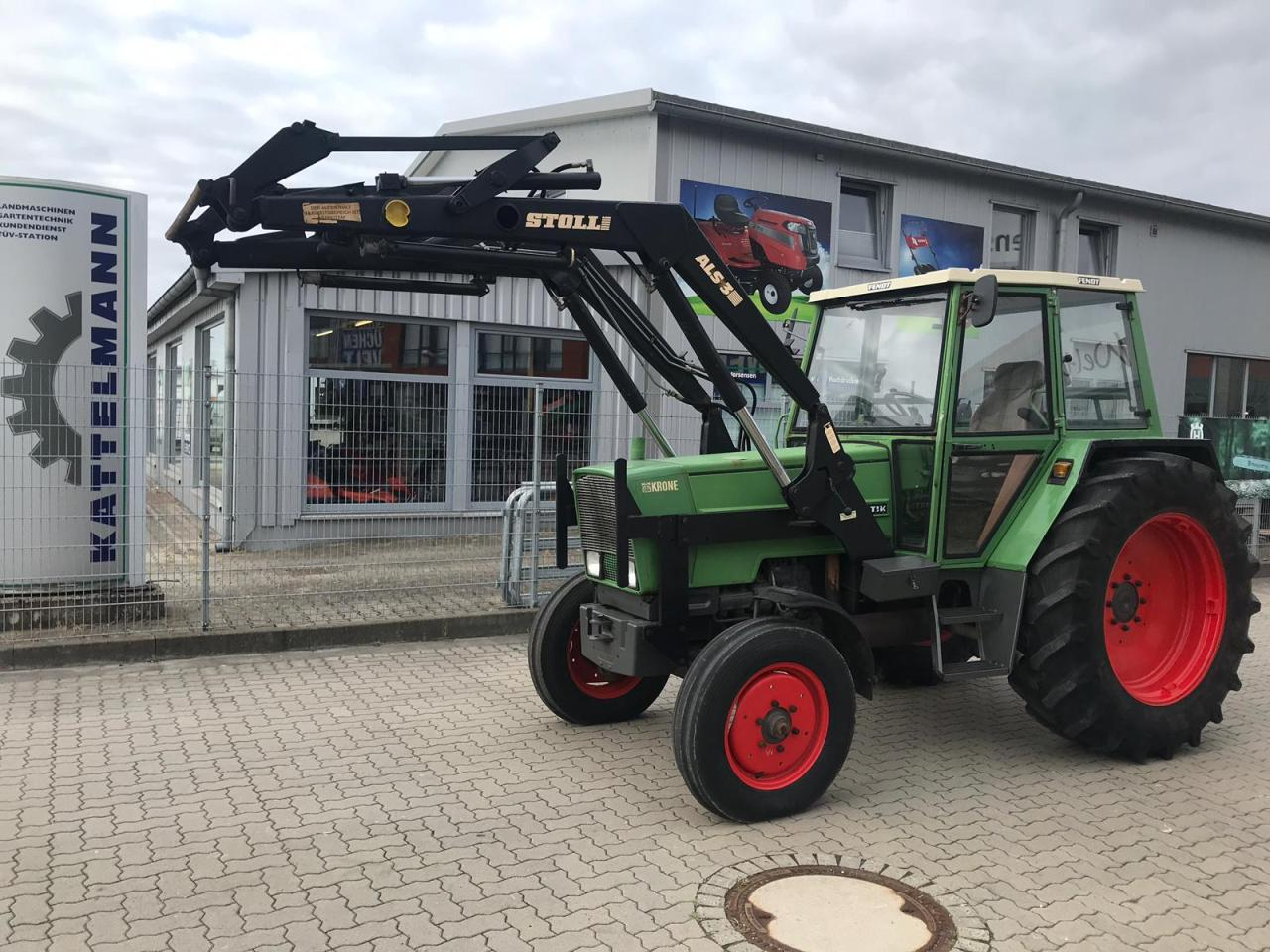 FENDT Farmer 306 LS