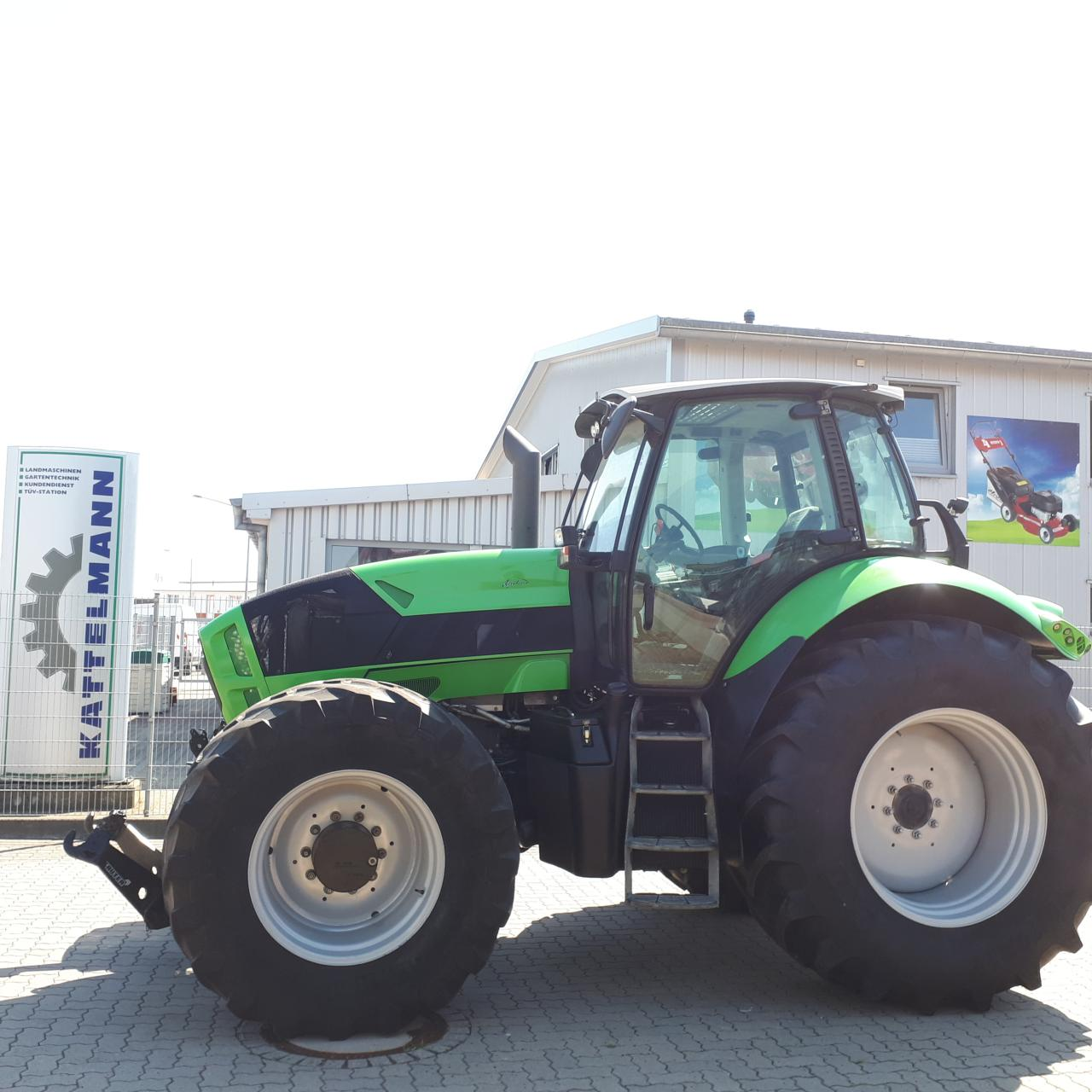 Deutz-Fahr Agrotron TTV 630 DCR
