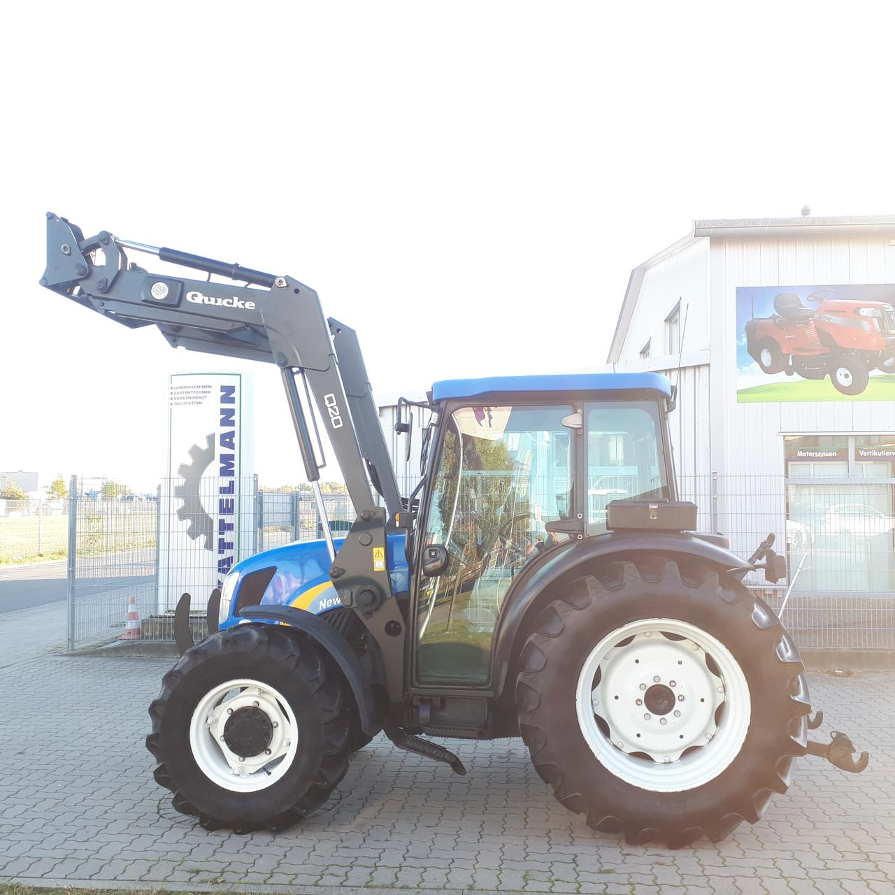 New Holland TN60DA