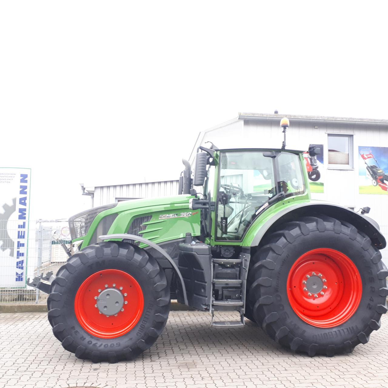 FENDT 930 Profi Plus-Nature Green