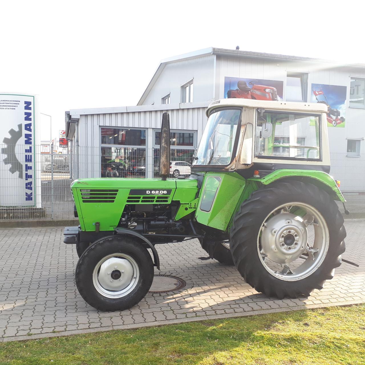 Deutz-Fahr D 6206