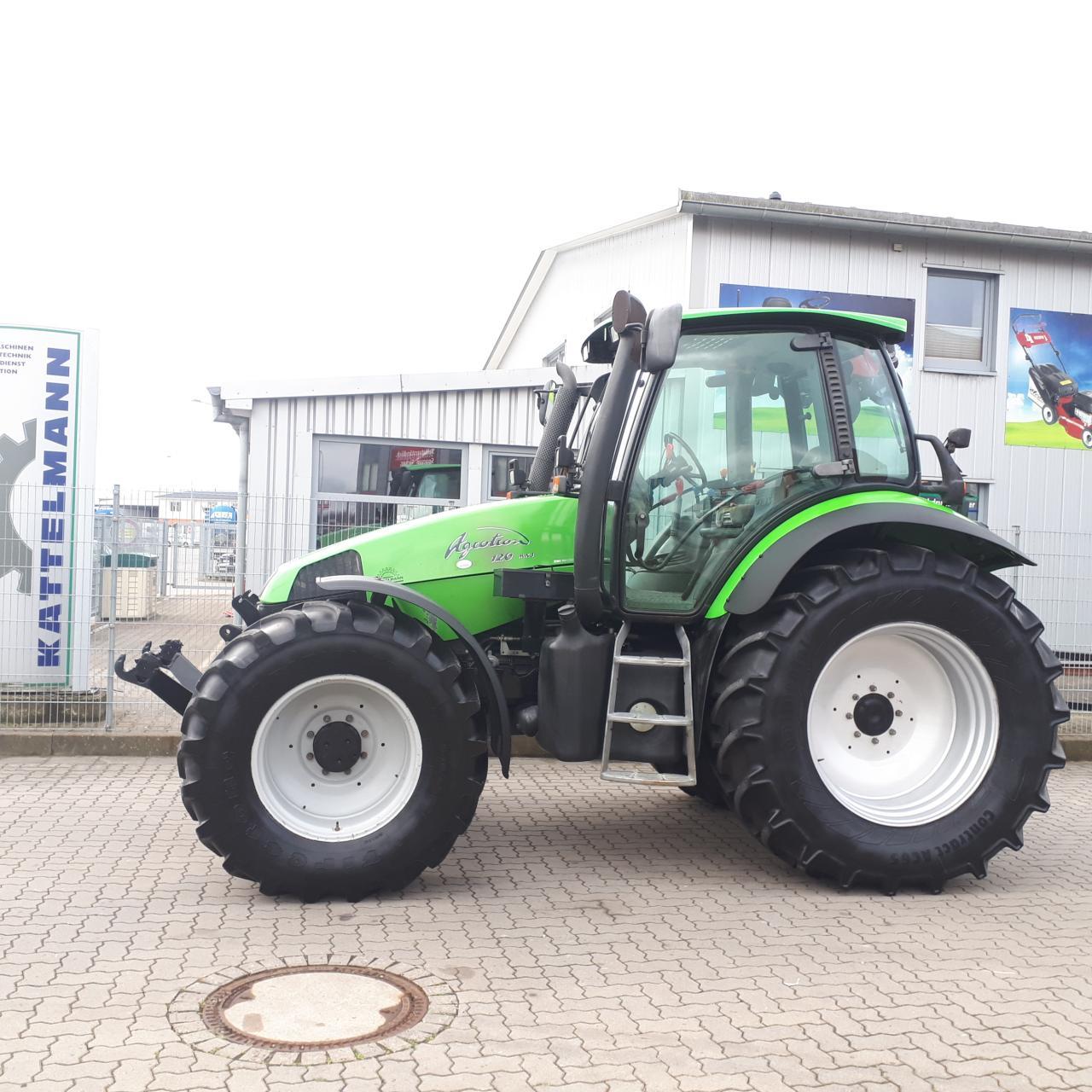 Deutz-Fahr Agrotron 120 MK 3