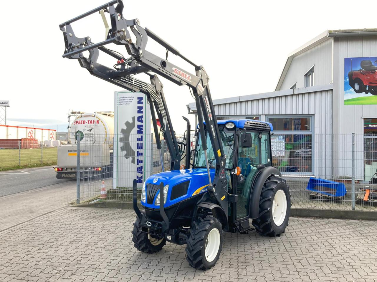 New Holland T 4020 V