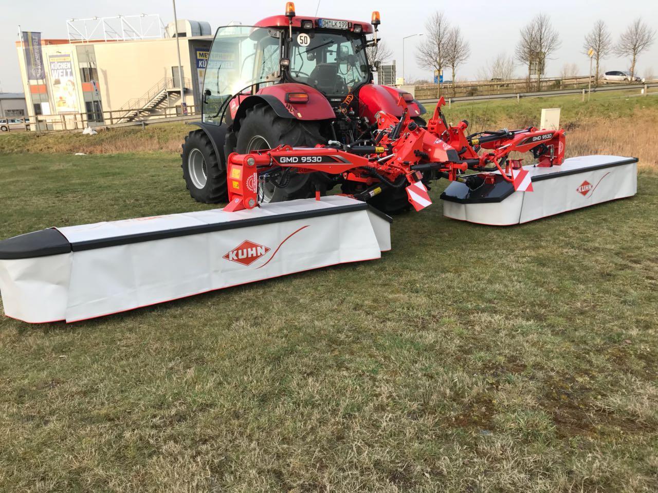 Kuhn GMD 9530- Neumaschine