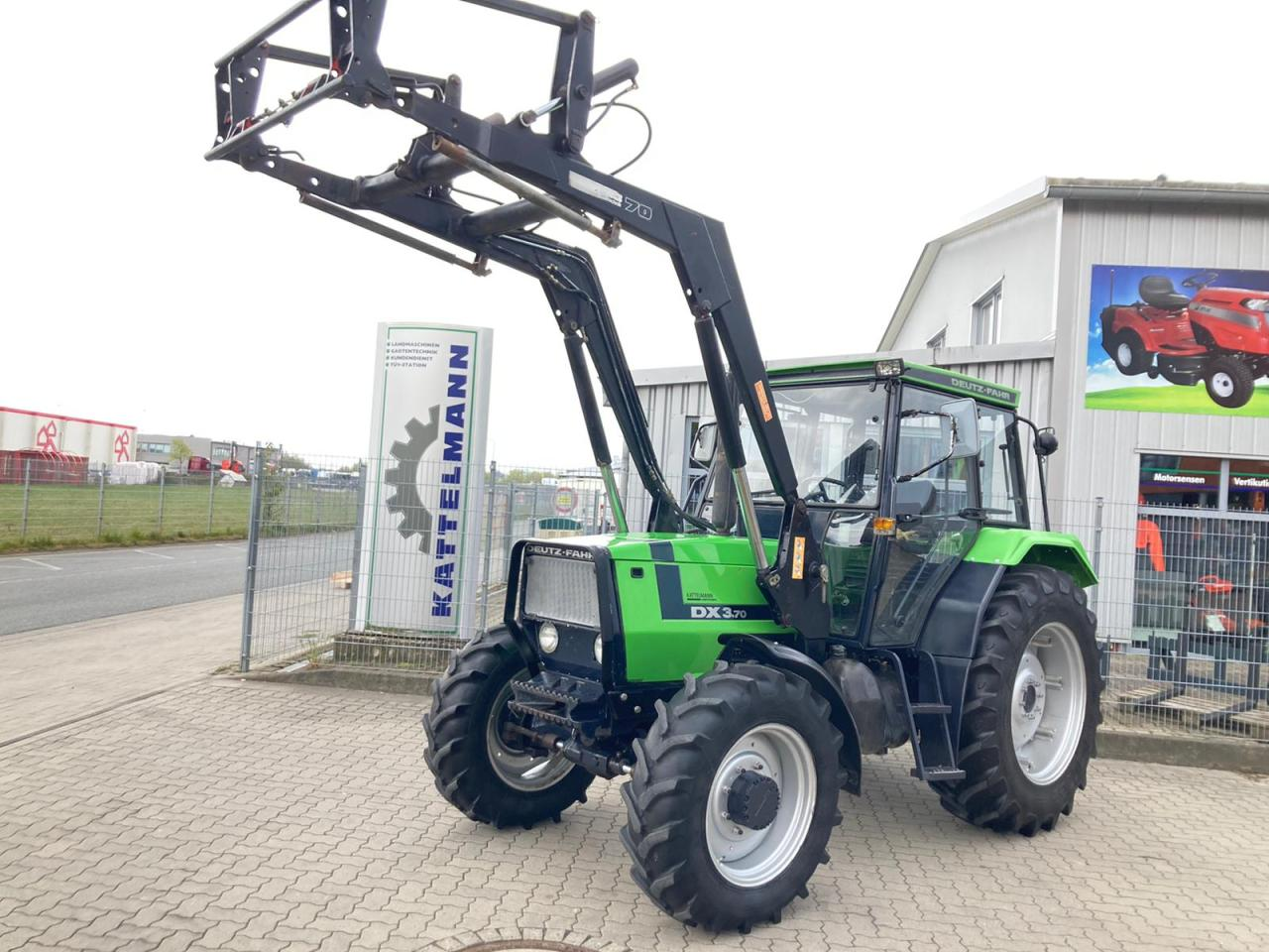 Deutz-Fahr DX 3.70 Star Cab