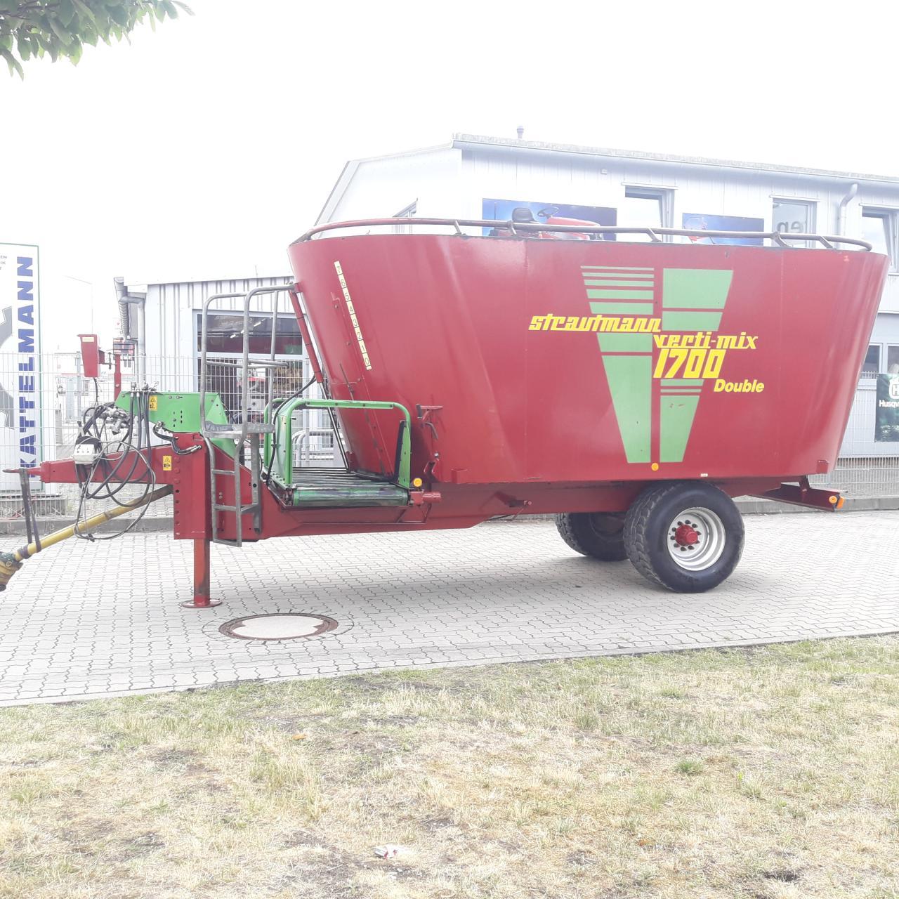 Strautmann Verti-mix 1700 Double