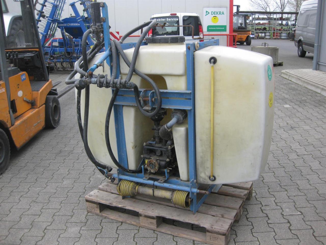 Frontank 600 Liter