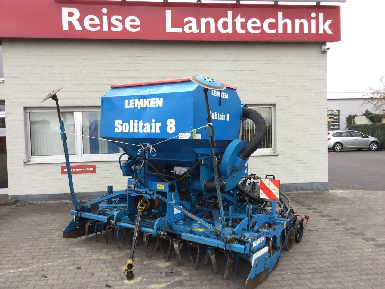 Lemken Solitair8 & Zirkon