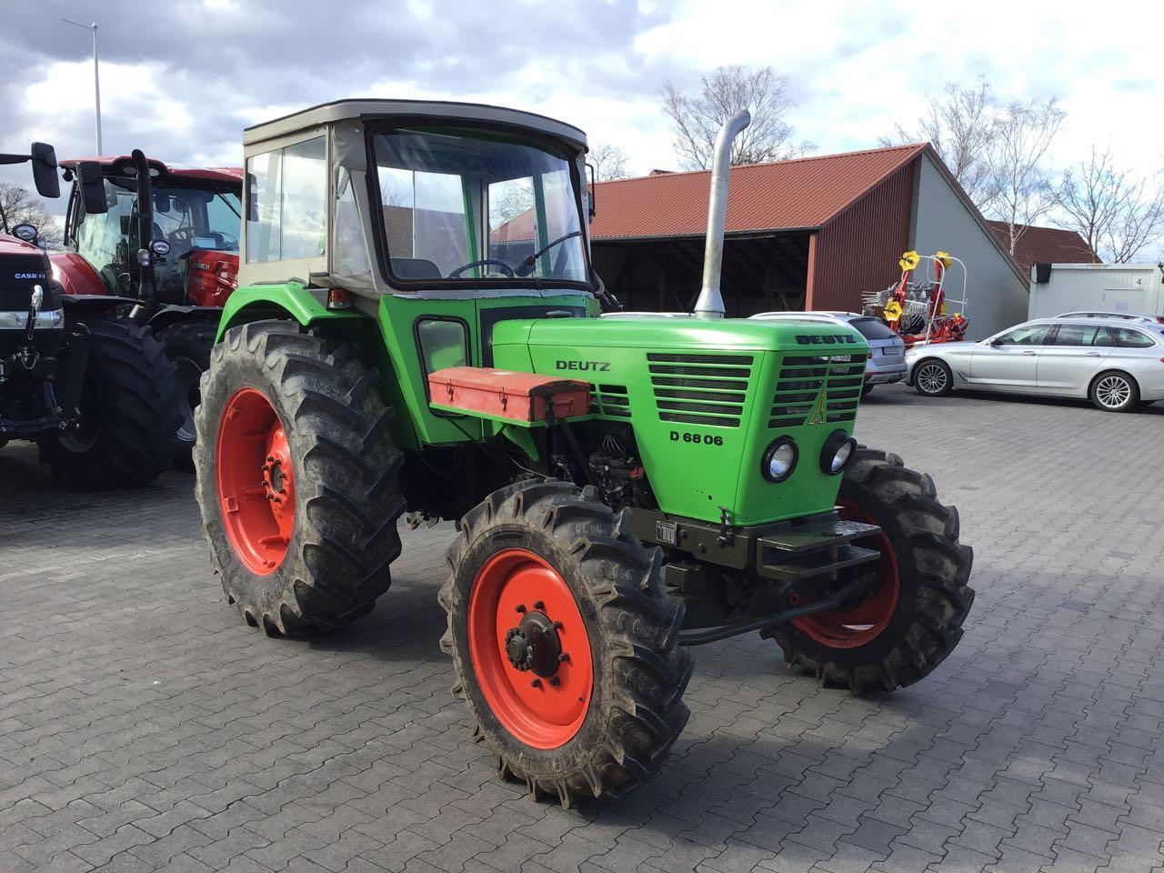 Deutz-Fahr 6806 A