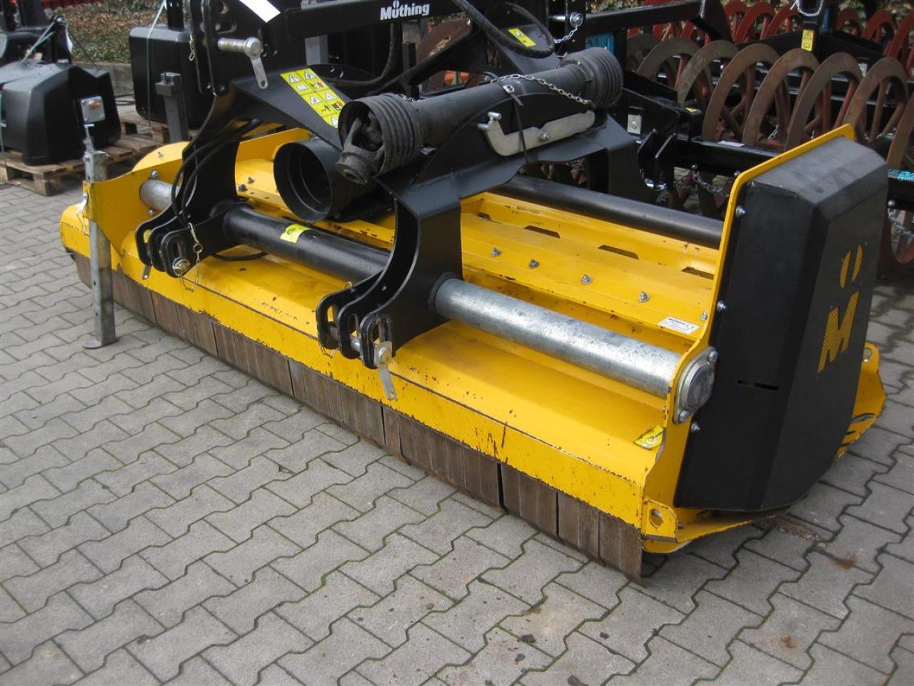 Müthing MU Pro 280 mittig