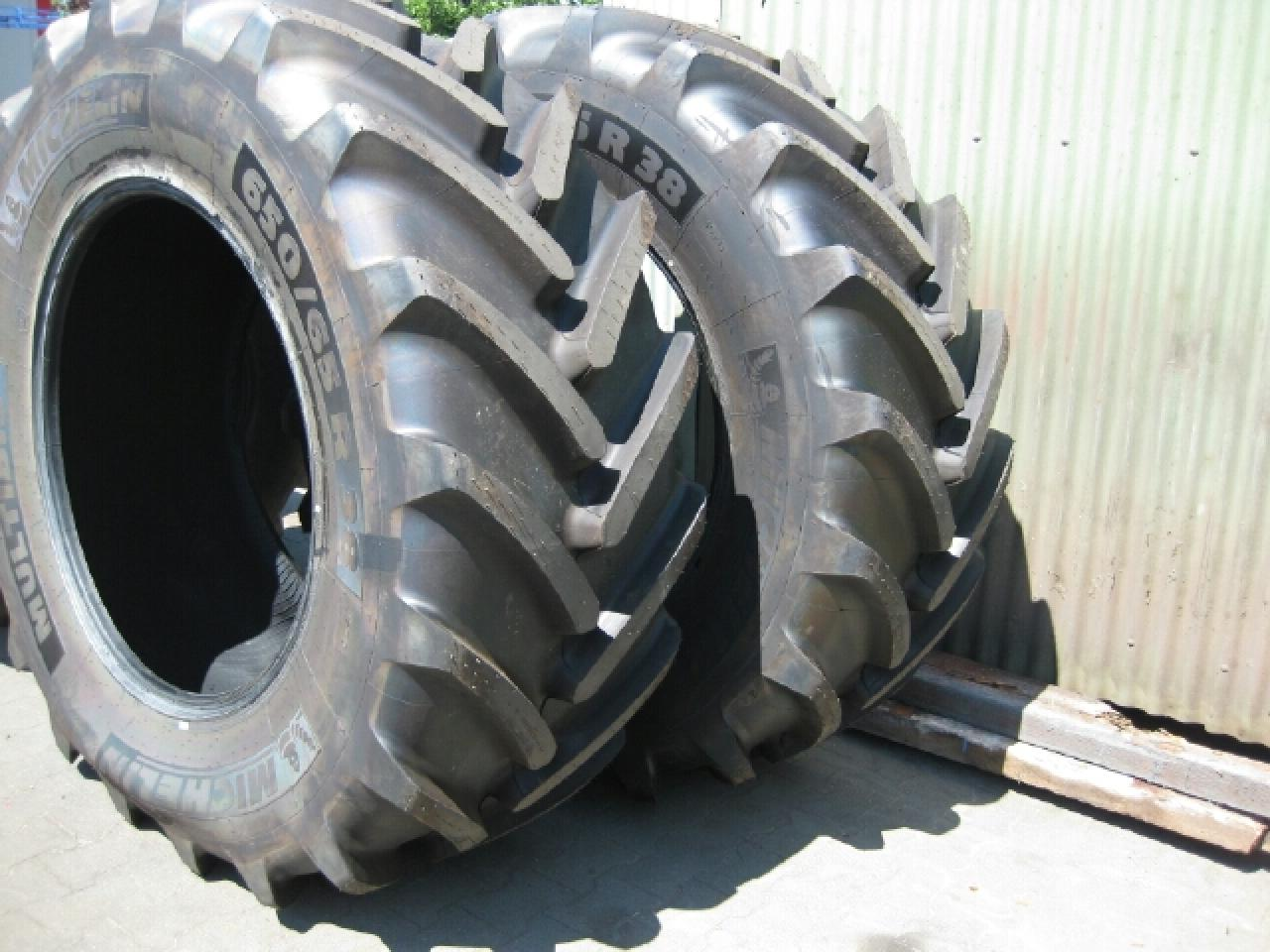 Michelin 650/65R-38 Multibib