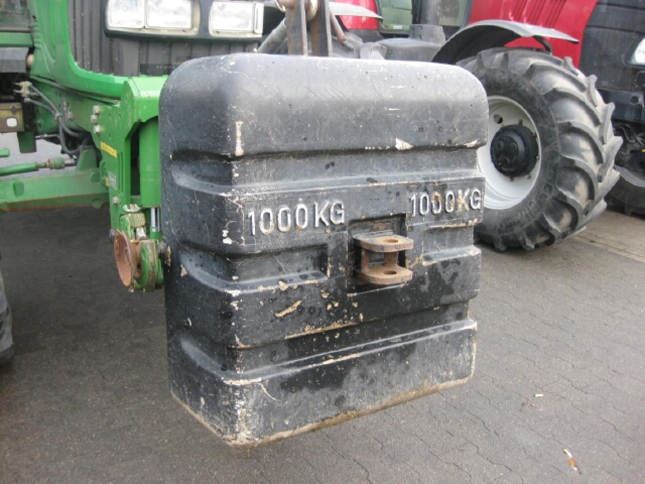 Menke Betongewicht 1000 kg