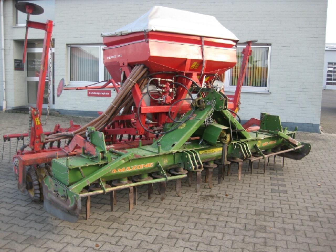 Kverneland DA-S 4m