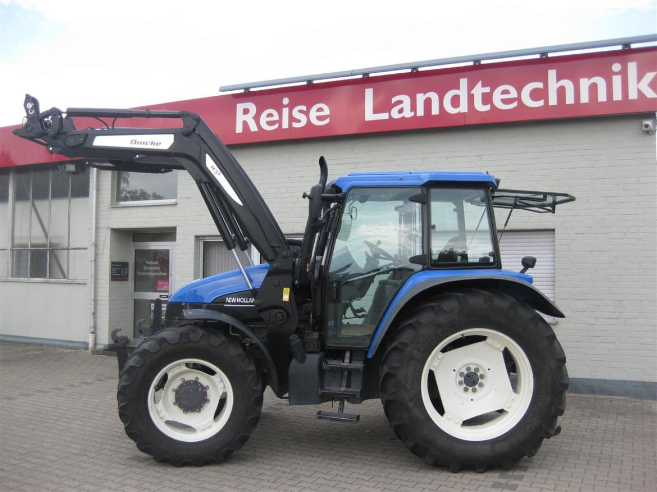 New Holland TS 115