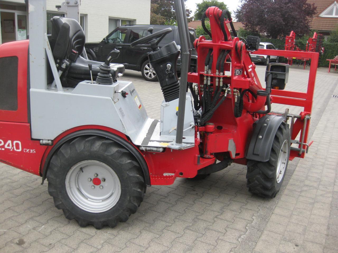 Weidemann 1240 CX 35