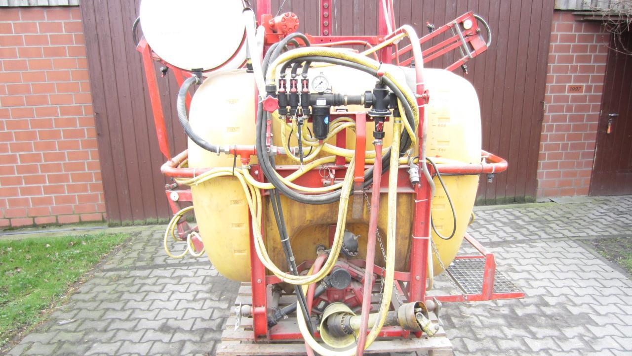 Hardi 800 Liter 12mtr