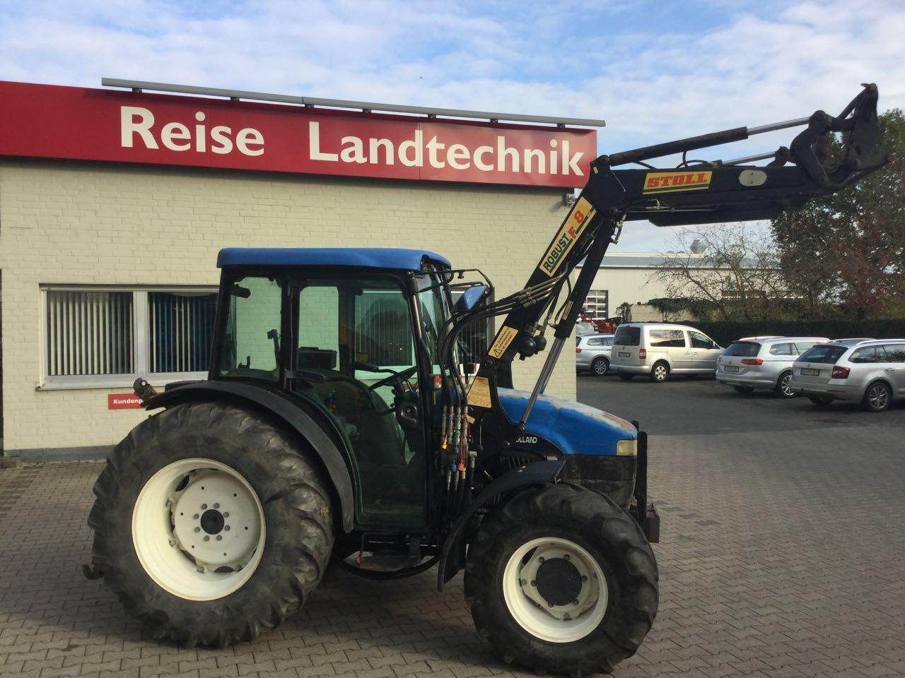 New Holland TN 75D