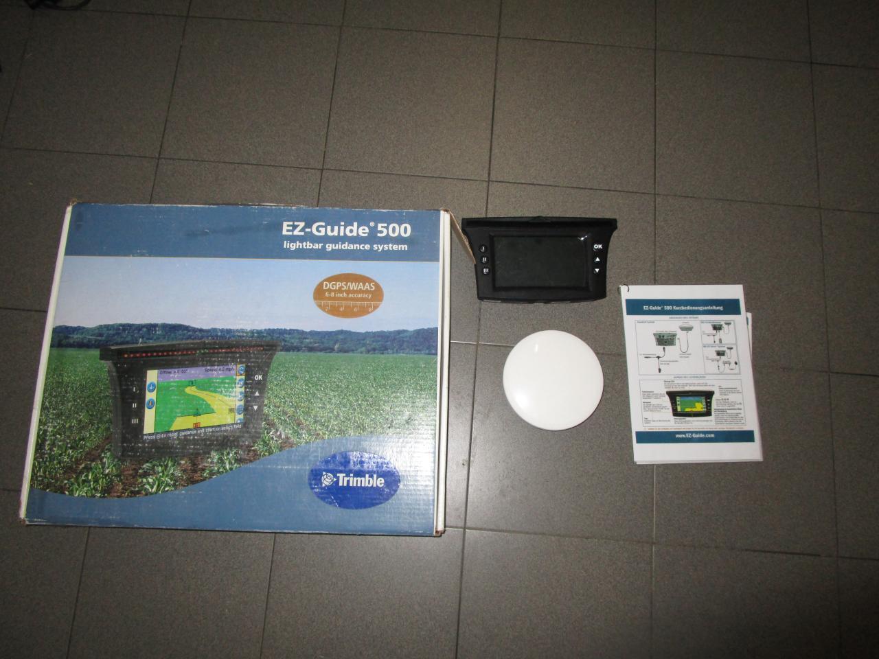 John Deere EZ Guide 500