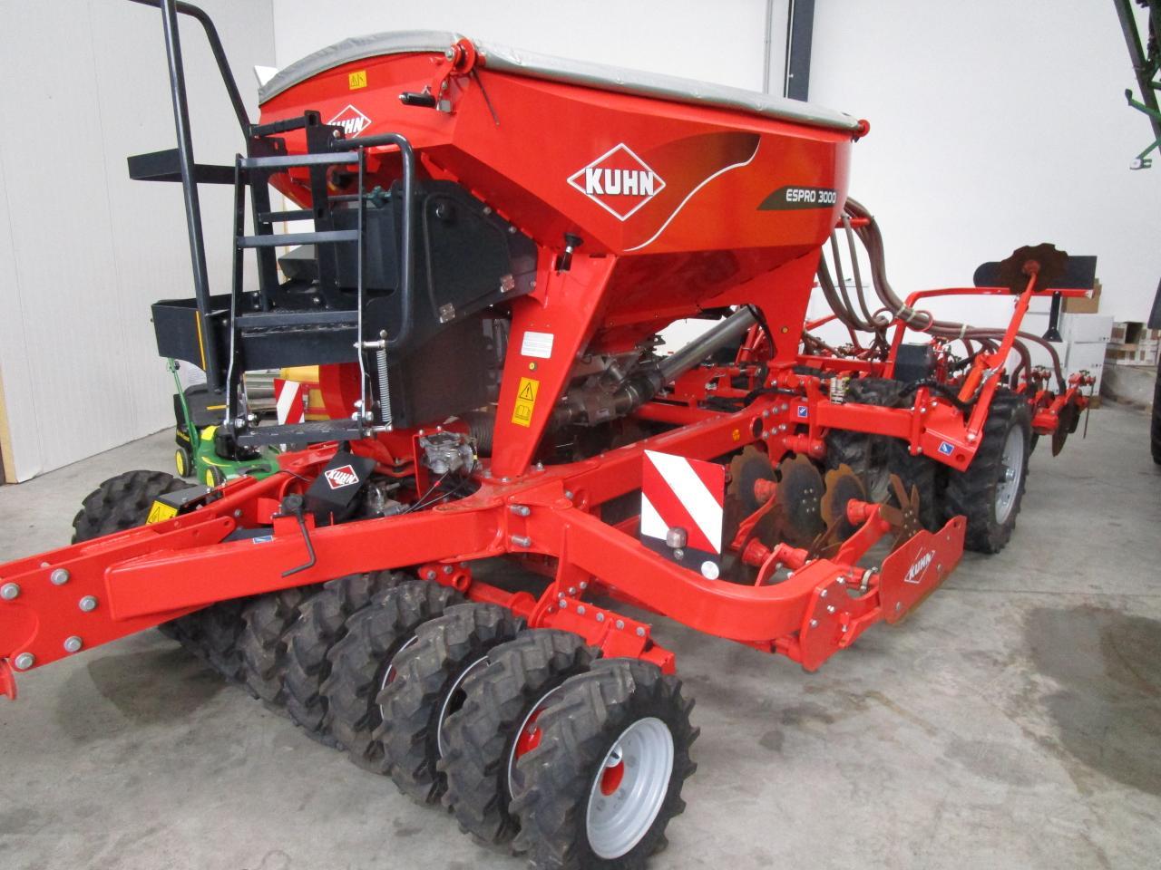 Kuhn Espro 3000