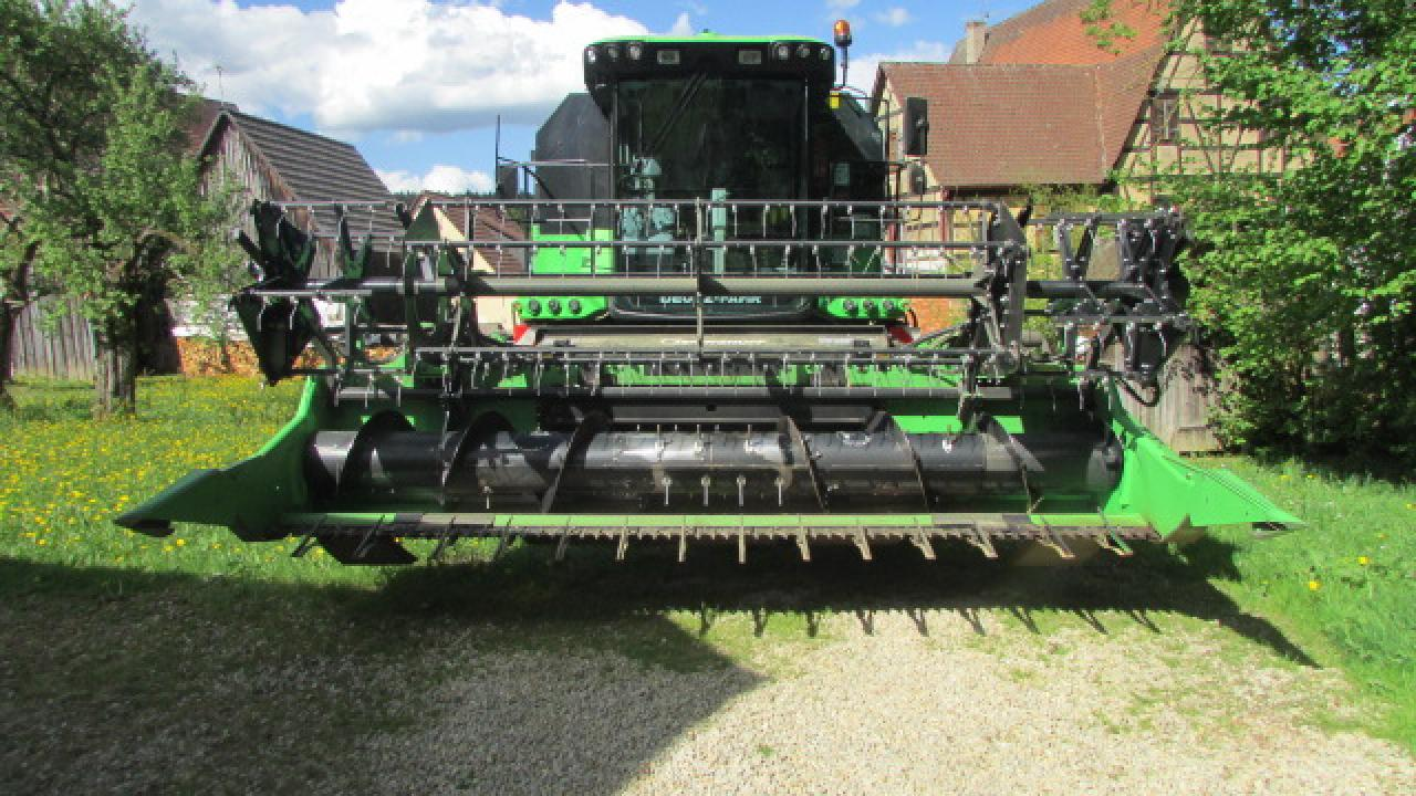Deutz-Fahr 6040 High-Line