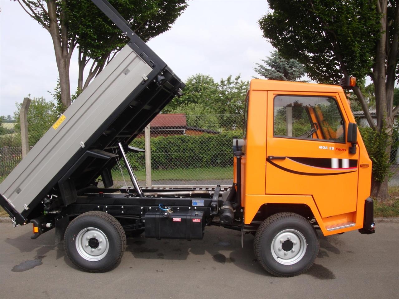 Multicar MOS 35 PROFI