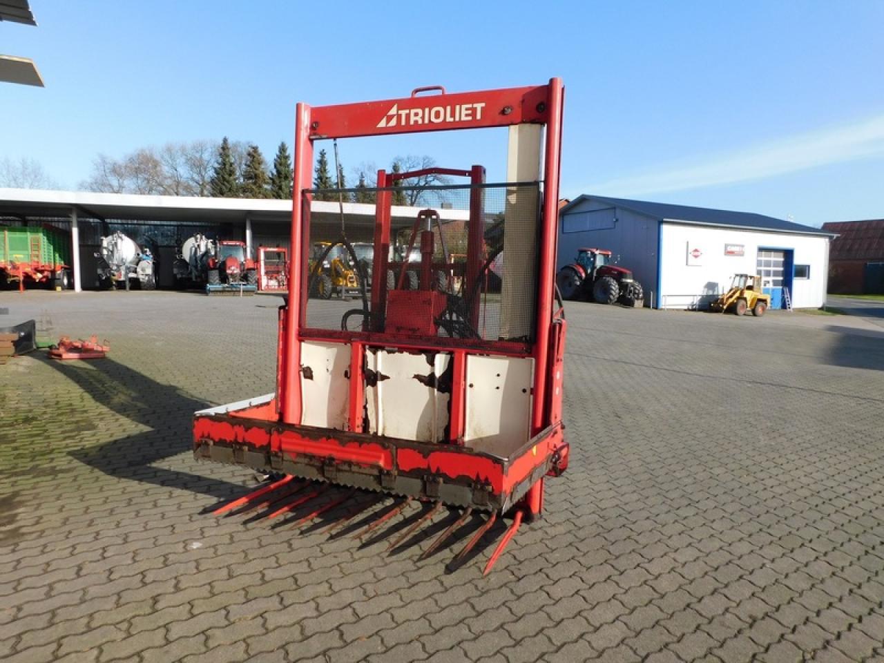Trioliet TU 170 HU