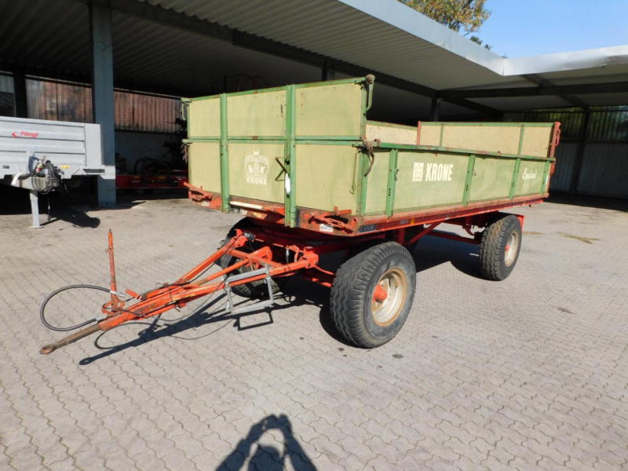 Krone EMSLAND DK220-8