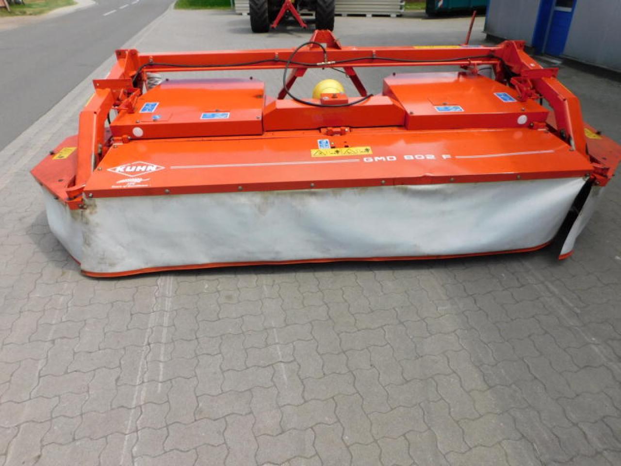 Kuhn GMD 802F-FF