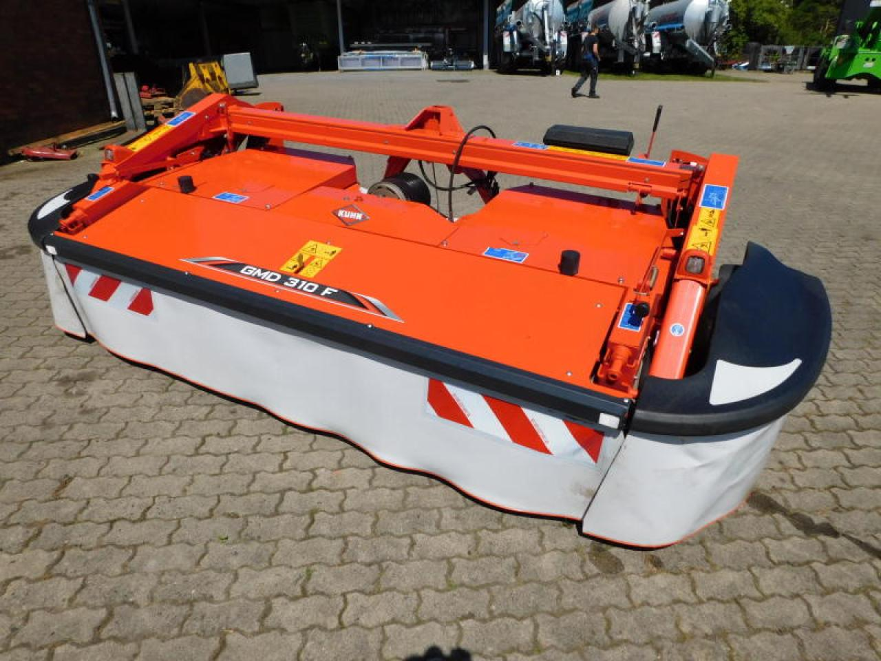 Kuhn GMD 310F-FF