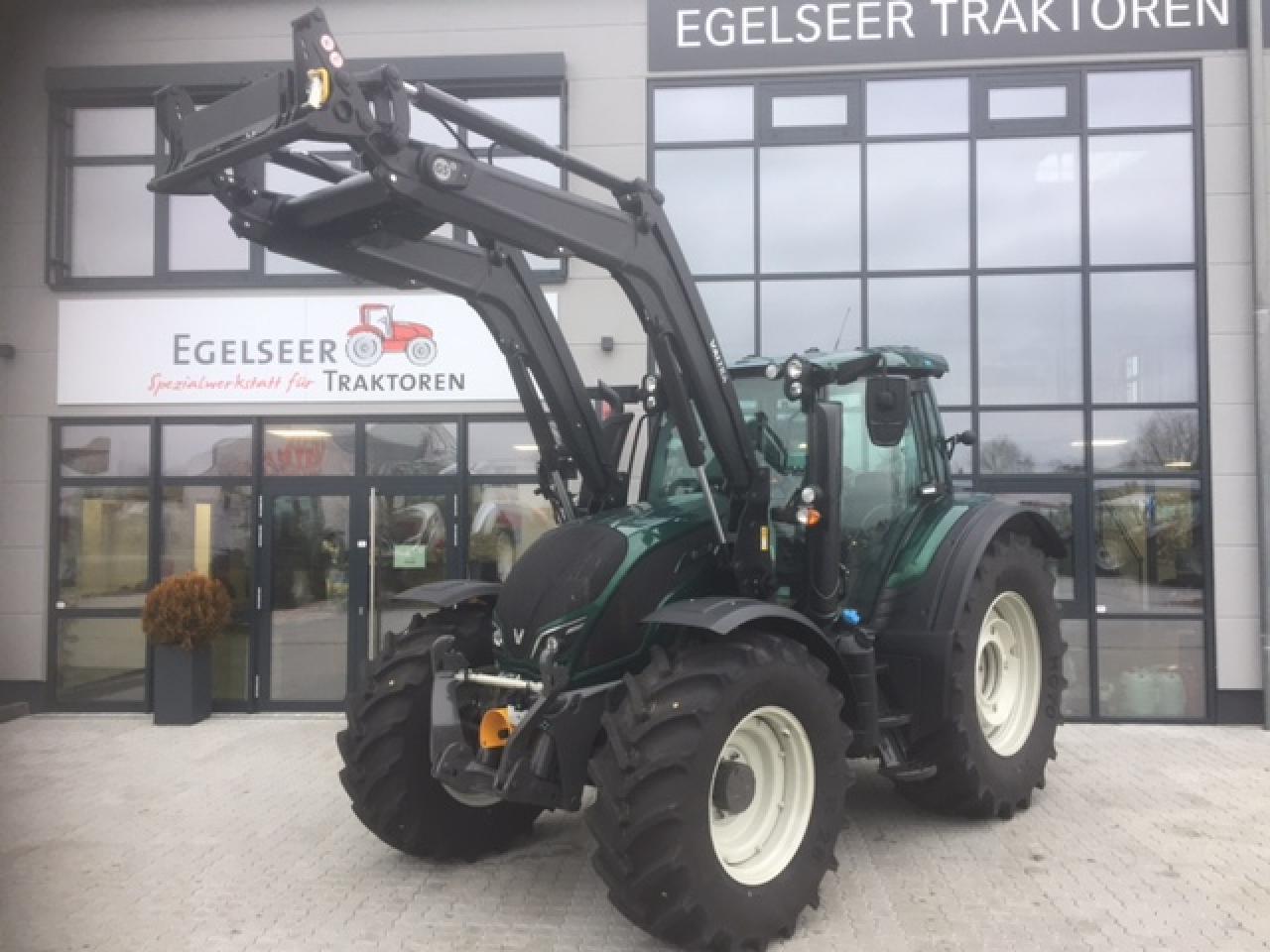 Valtra Schlepper / Traktor N134A VFM2019