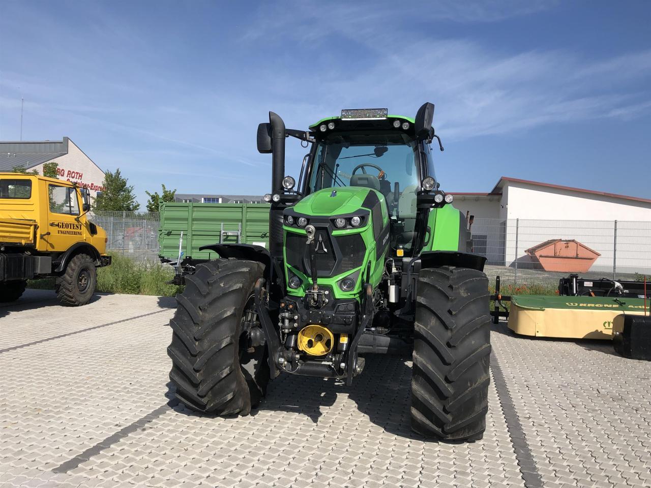 Deutz-Fahr Schlepper / Traktor 6155A