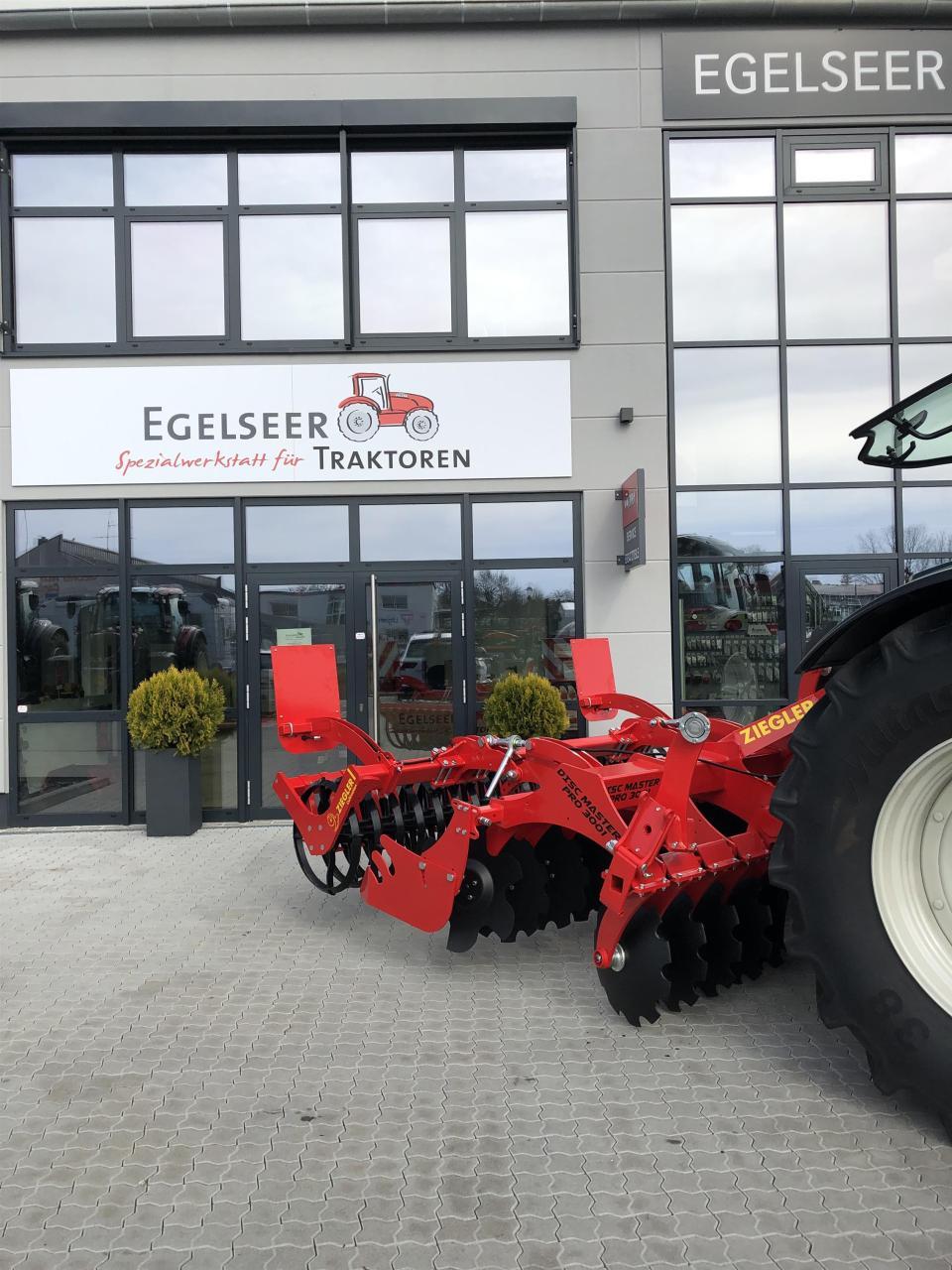 Ziegler Scheibenegge DiscMaster Pro 3001