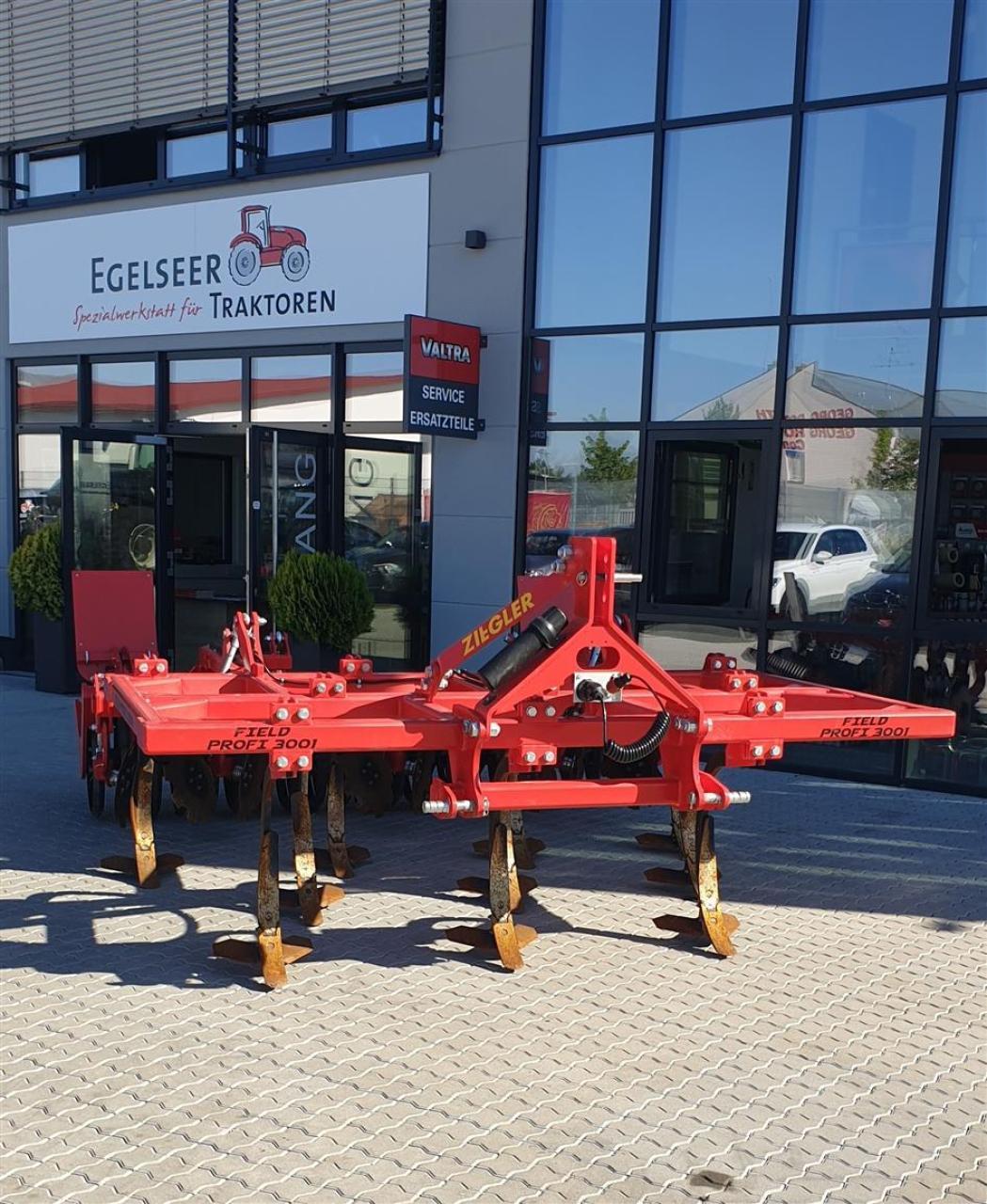 Ziegler Bodenbearbeitung (so Field Profi 3001