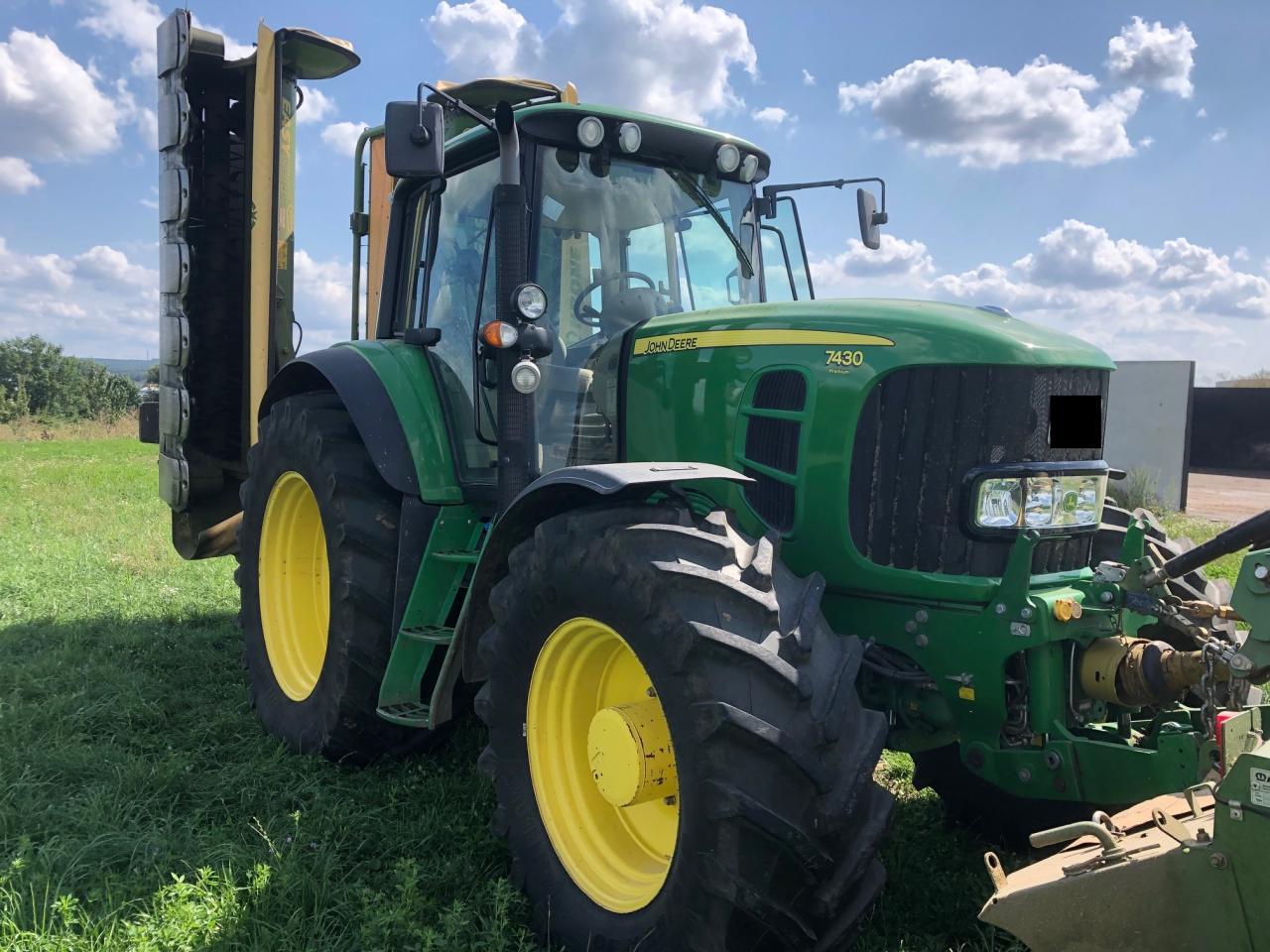 John Deere Schlepper / Traktor 7430 Premium AQ