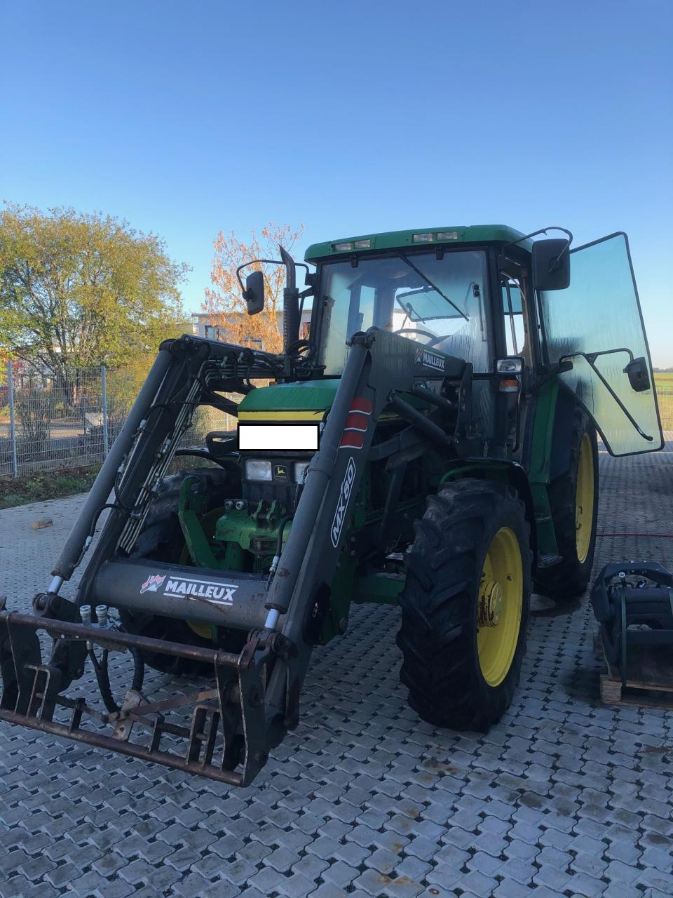 John Deere Schlepper / Traktor 6110
