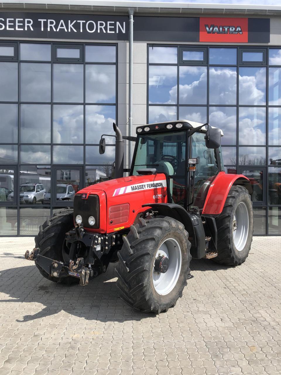 Massey Ferguson Schlepper / Traktor 6475 Dyna 6
