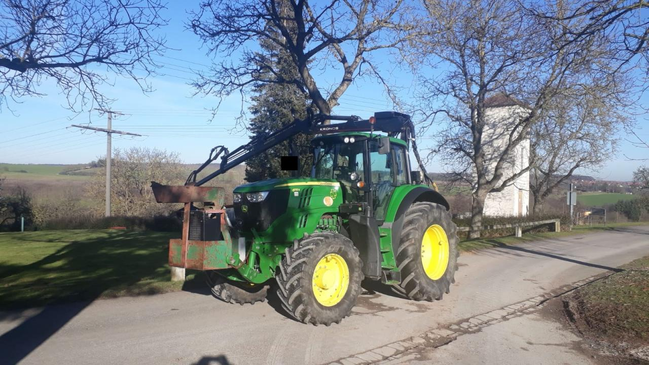 John Deere Schlepper / Traktor 6170M