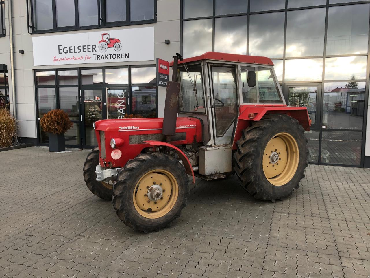 Schlüter  Schlepper / Traktor Compact 850